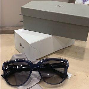 c4f120d00d0 Women s Dior Cat Eye Sunglasses on Poshmark